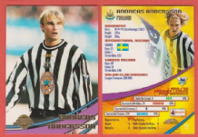 Newcastle United Andreas Andersson Sweden